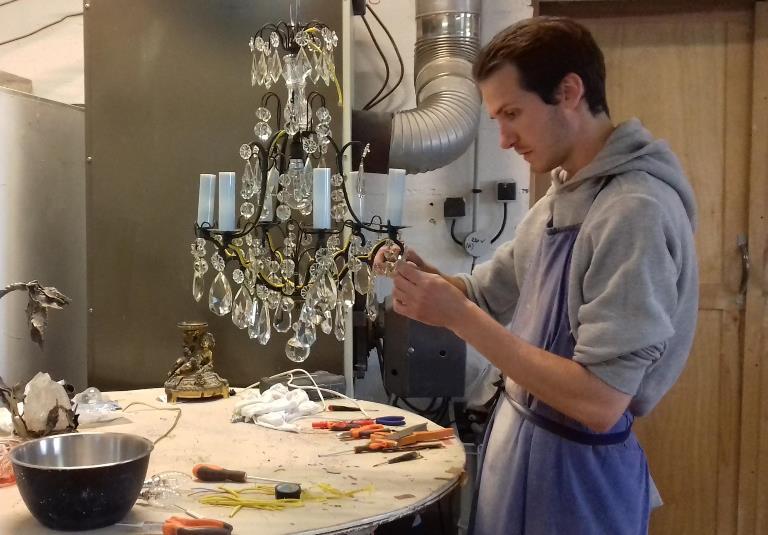 Les m tiers d art grand est associations artisans et - Maison du verre et du cristal ...